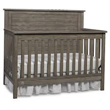 simmons kids chevron 4 in 1 convertible crib n more hayneedle