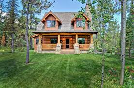 Small Craftsman Cottage House Plans Cabin Craftsman Log House Plan 43212 I Love This Small And Homey