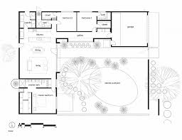 house plans with courtyard traditional house floor plan inspirational baby nursery