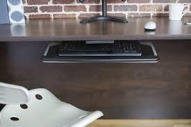 Mouse Platform Under Desk Mount Kb01 Vivo Adjustable Computer Keyboard U0026amp Mouse Platform