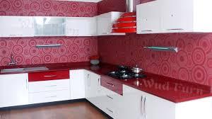 Design Of Modular Kitchen by Wud Furn