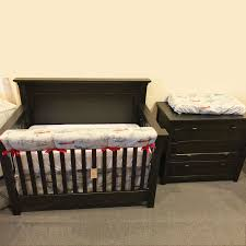 Solid Back Panel Convertible Cribs Floor Sle Sale Romina Karisma Solid Panel Convertible Crib