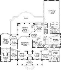 4 bedroom country house plans prissy ideas 12 one story 4 bedroom country house plans home