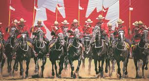 History Of Canadian Flag Canada Day July 1st A Brief History Of The Royal Canadian Mounted
