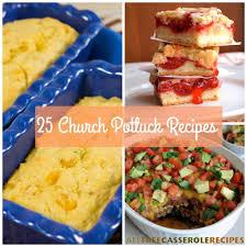 25 church potluck recipes allfreecasserolerecipes com