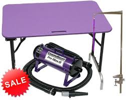 dog grooming table for sale this groomright table adjusts from 30 inches up to 42 inches in