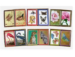 caspari cards caspari luxury card gift box 2 decks offer