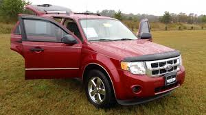 Ford Escape Used Cars - 2010 ford escape xls used car for sale federalsburg maryland