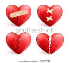 broken heart stock images royalty free images u0026 vectors
