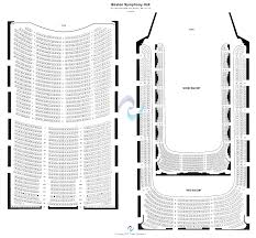 boston symphony hall seating chart socialmediaworks co cheap boston symphony hall tickets