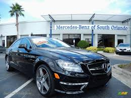 mercedes cls63 amg for sale 2014 mercedes cls 63 amg s model in black 104928 jax