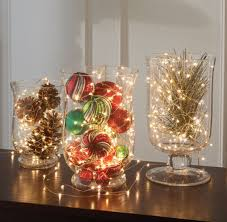 Diy Christmas Lights by The Pinecones Put Down Some Branches On The Table With