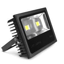 outdoor led flood light fixtures super bright led flood light outdoor lfl16 80w 100w black aluminum