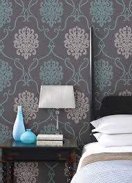 47 best bedroom wall design images on pinterest wallpaper ideas