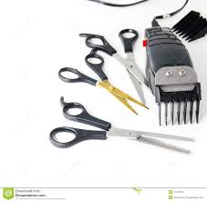 electric hair clippers stock photography image 15415952