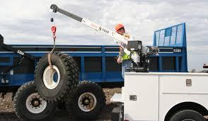 service trucks u0026 tiger cranes