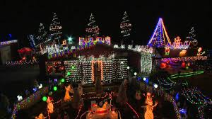 Christmas House Light Show by Christchurch Christmas Lights 2012 Youtube