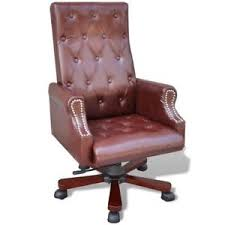 Leather Armchair Ebay Office Leather Chairs Ebay Red Leather Office Chairleather Office