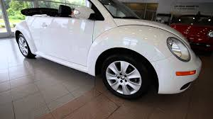 2010 volkswagen new beetle convertible stk p2767 for sale at