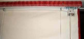 Cord Lock Roman Shade - beautiful window treatments untitled