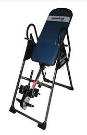max performance inversion table ironman 5402