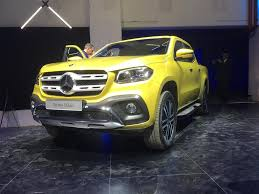mercedes x class pick up truck full details van advisor
