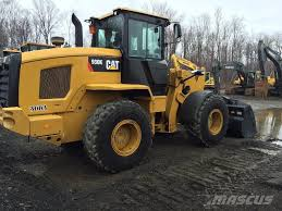 caterpillar 930 k canada laval 2013 160 000 wheel loaders for