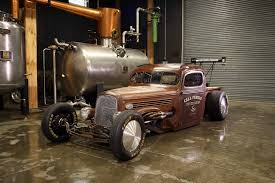 Old Ford Truck Information - the uncatchable the land speed rat rod truck rod network