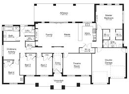 Home Designs Acreage Qld by Hampshire Homes Project Home Acreage Design Rural Block