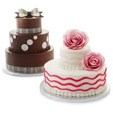 2 tier white cake with but u0027r u0027crème icing sam u0027s club