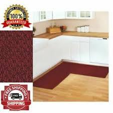 corner cabinet kitchen rug details about kitchen mats corner runner 68 x 68 textured rugs hallways nonskid backing