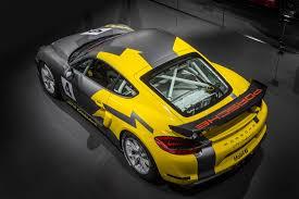 porsche modified cars porsche reveals cayman gt4 clubsport the world u0027s premier porsche