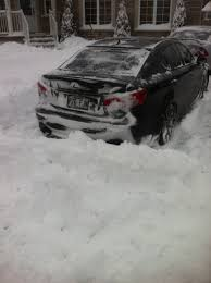 lexus is350 f sport in snow meanwhile in canada first snow storm d clublexus lexus forum