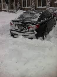 lexus ls in snow meanwhile in canada first snow storm d clublexus lexus forum