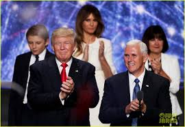 Donald Trump Family Pictures by Donald Trump U0027s Wife Melania Son Barron U0026 Full Family Join Him On