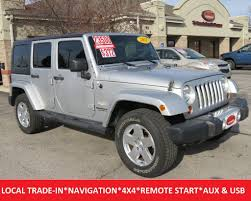 used jeep at auto express lafayette in