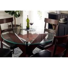 Glass Round Kitchen Table Glass Dining Room U0026 Kitchen Tables Shop The Best Deals For Dec