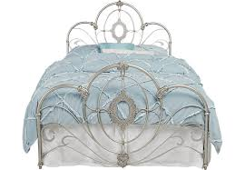 disney princess carriage bed with sheer fabric frame sold