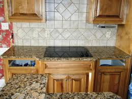 Giallo Fiorito Granite On Medium Wood Cabinets 3 8 08 Giallo