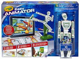 amazon com crayola color alive easy animation studio toys u0026 games