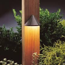 kichler outdoor lighting fixtures 3000k 12v led deck light in azt