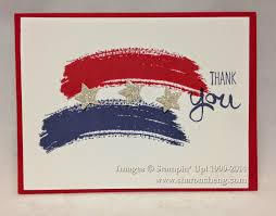 patriotic thank you cards greeting card