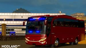 game bus mod indonesia apk bus indonesia 1 26 x mod for ets 2