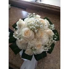 fruit bouquet tulsa bridal white bouquet tulsa ok florist absolutely flowers and