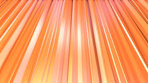 Geometric Orange Curtains Abstract Simple Pink Orange Low Poly 3d Curtains As Unique