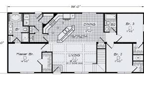 large kitchen plans stunning large open floor plans ideas house plans 58941