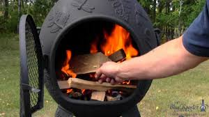 Chiminea Vs Fire Pit by Blue Rooster Chiminea Dragonfly Light A Chiminea Fire Featuring