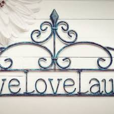 best live laugh love sign products on wanelo