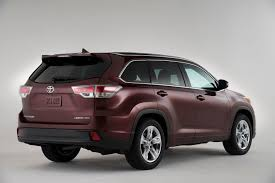 2014 toyota limited 2014 toyota highlander overview cars com