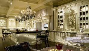 kitchen design luxury kitchen design with glass door wall cabinet